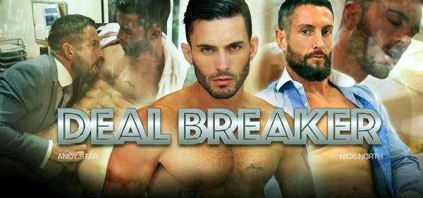 MenAtPlay Deal Breaker Andy Star Nick North