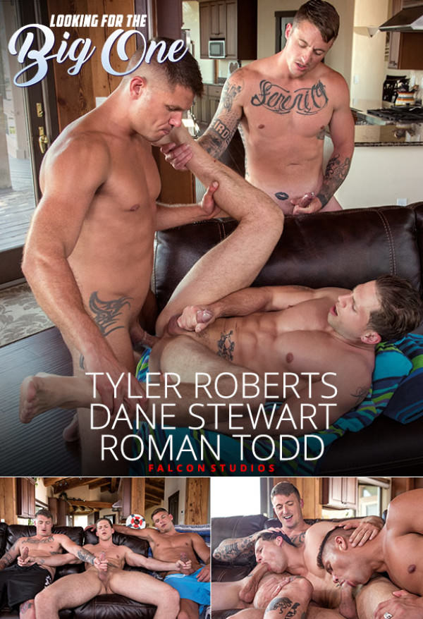 FalconStudios Looking for the Big One Dane Stewart and Tyler Roberts tag team Roman Todd