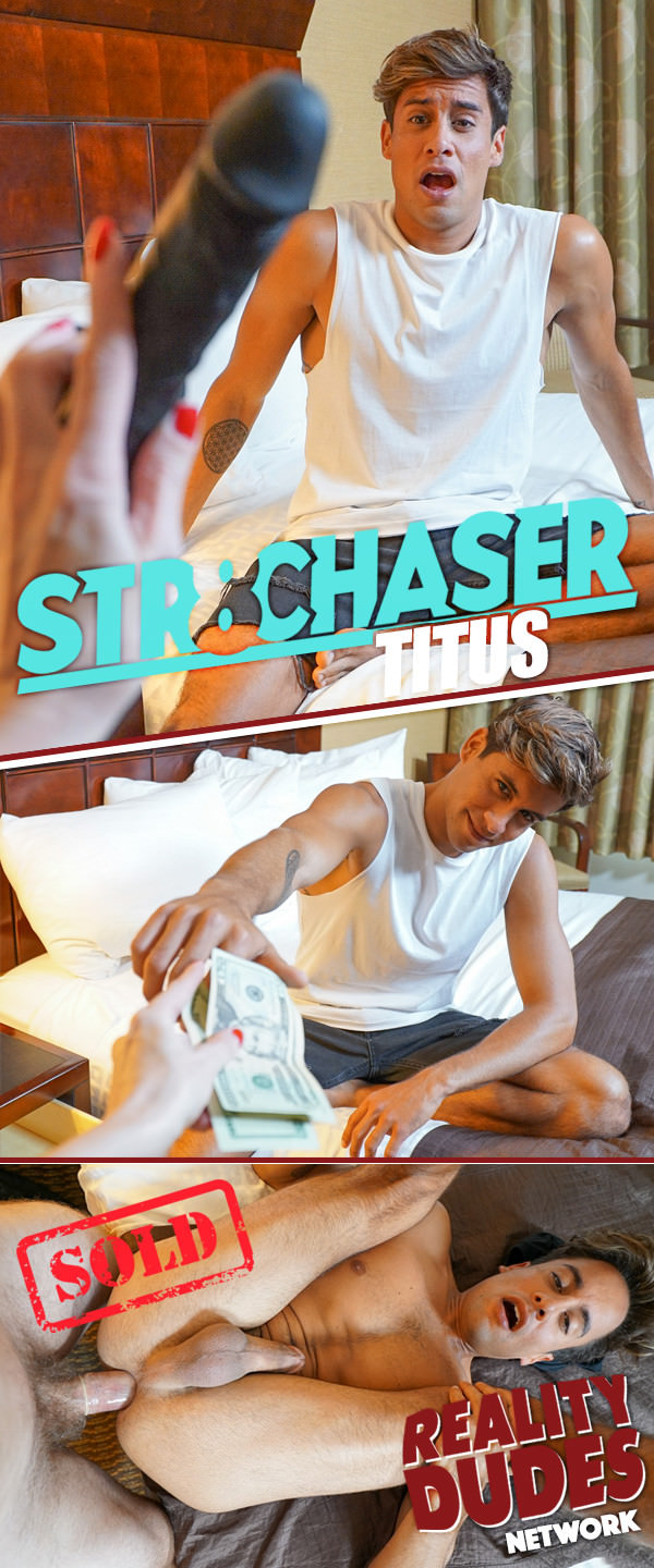 RealityDudes Titus One Of My Best Conquests Str8Chaser
