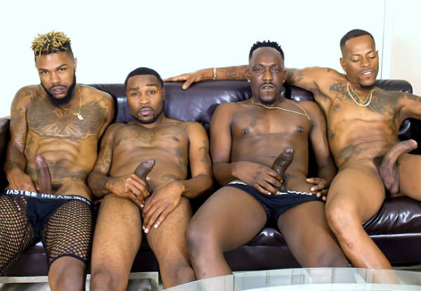BreedItRaw The Fuck House Part 1 Ali, Diego, Gio, Kash Dinero, Khi Lavene, Knight, Mr. Buck, Romeo St. James & Trap Bareback