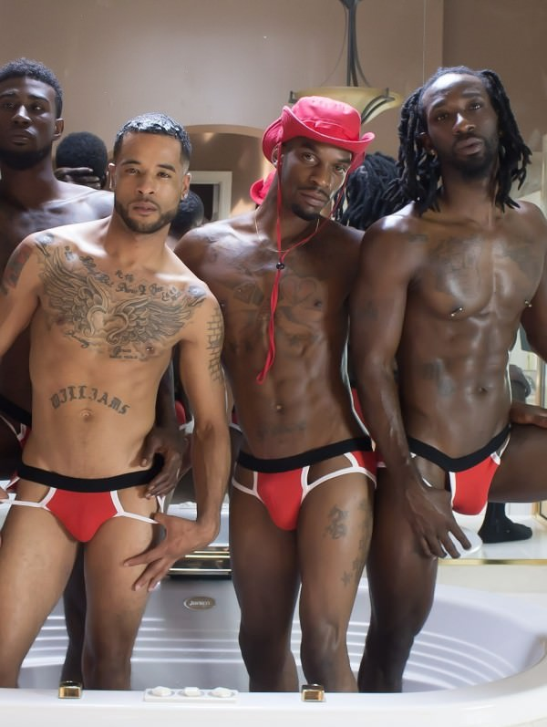 BreedItRaw The Fuck House Part 2 Ali, Diego, Gio, Kash Dinero, Khi Lavene, Knight, Mr. Buck, Romeo St. James & Trap Bareback