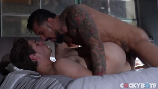 CockyBoys JUST ONE NIGHT Boomer Banks Michael DelRay