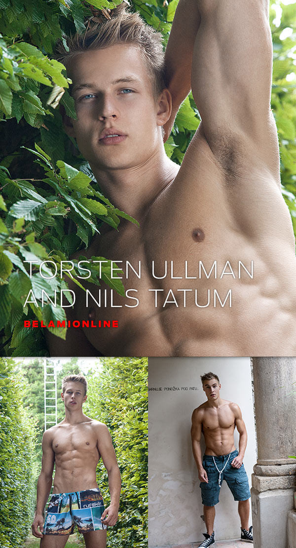 BelAmiOnline Nils Tatum Torsten Ullman photographed by Rick Day
