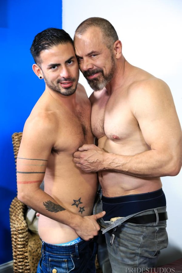 MenOver30 Ageless Lovers Max Sargent Cesar Rossi