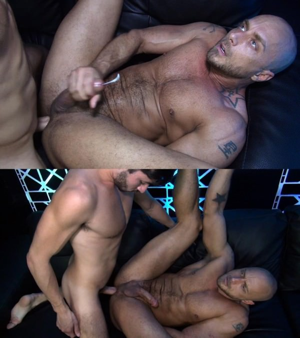 RawFuckClub Jessie Colter takes Scott DeMarco's raw cock and load