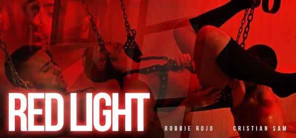 Menatplay Red Light Robbie Rojo Cristian Sam