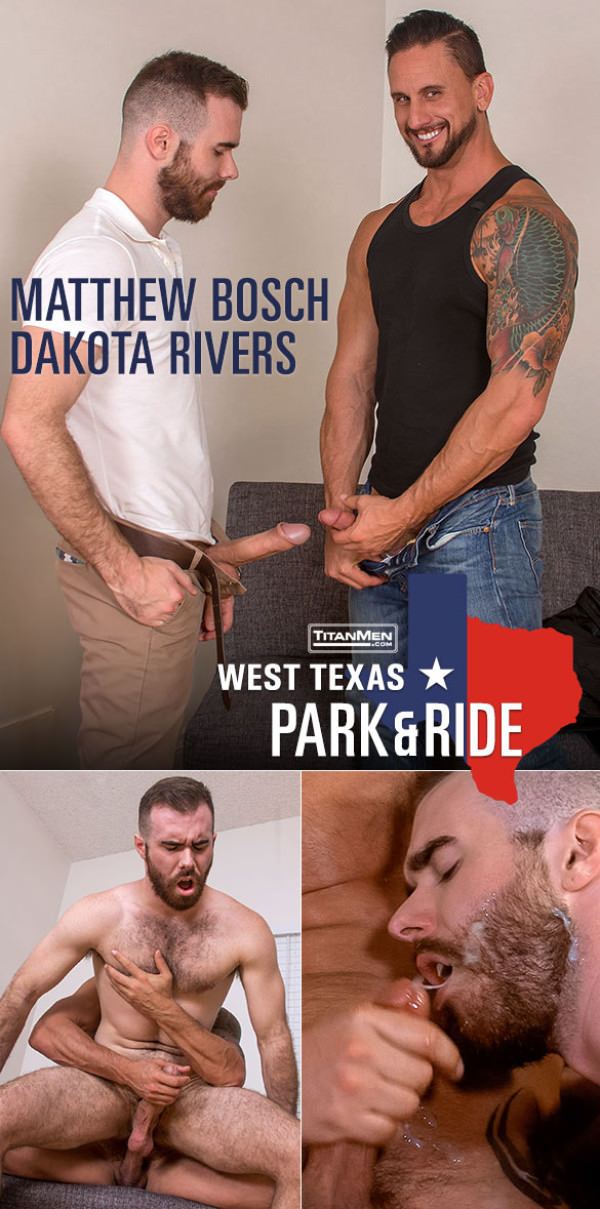 TitanMen West Texas Park & Ride Matthew Bosch Dakota Rivers