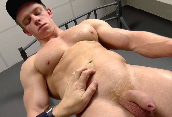 EastBoys Boris Lang Casting Part One Muscle Worship
