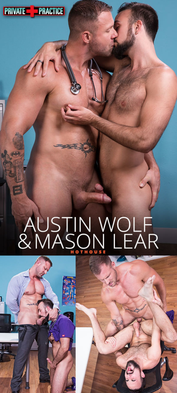 HotHouse Private Practice Austin Wolf pounds Mason Lear