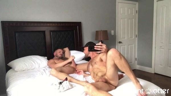 DeviantOtter Outtake Smut Milking His Hole