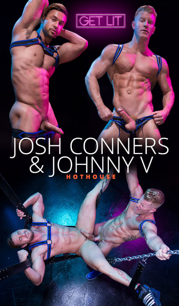 HotHouse Get Lit Johnny V pounds Josh Conners