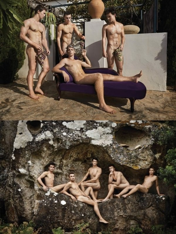 Warwick Rowers Making of 2018 Calendar
