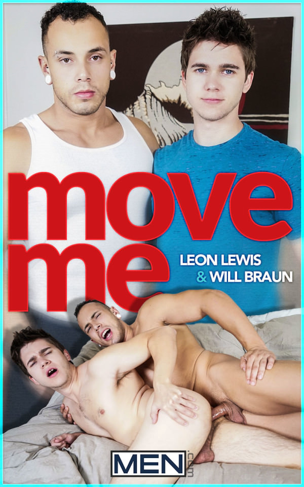 Men.com Move Me Leon Lewis Fucks Will Braun GodsofMen