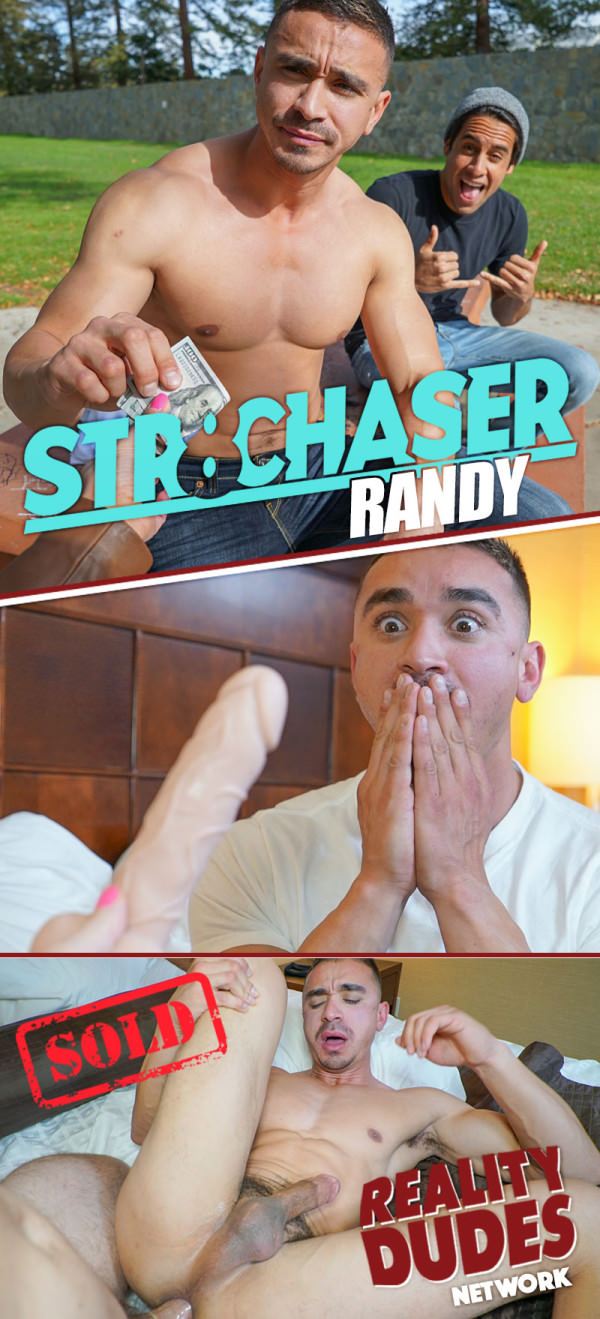 RealityDudes Randy Dixon Bait and Switch 2 with Titus Str8Chaser
