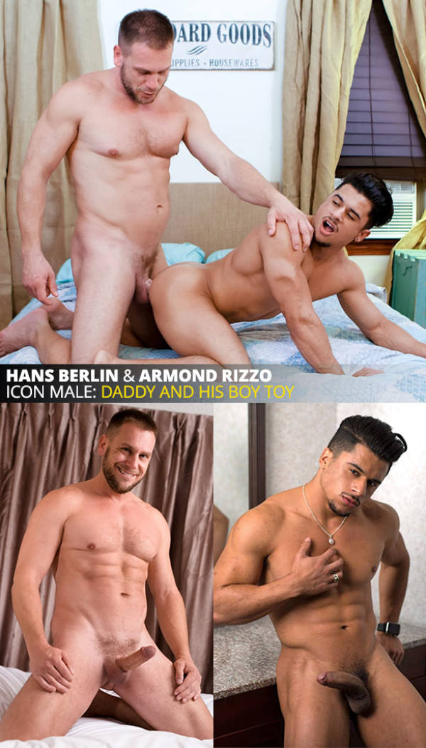 IconMale Armond Rizzo Hans Berlin Brothers 3 Blood Brothers Daddy & His Boy Toy