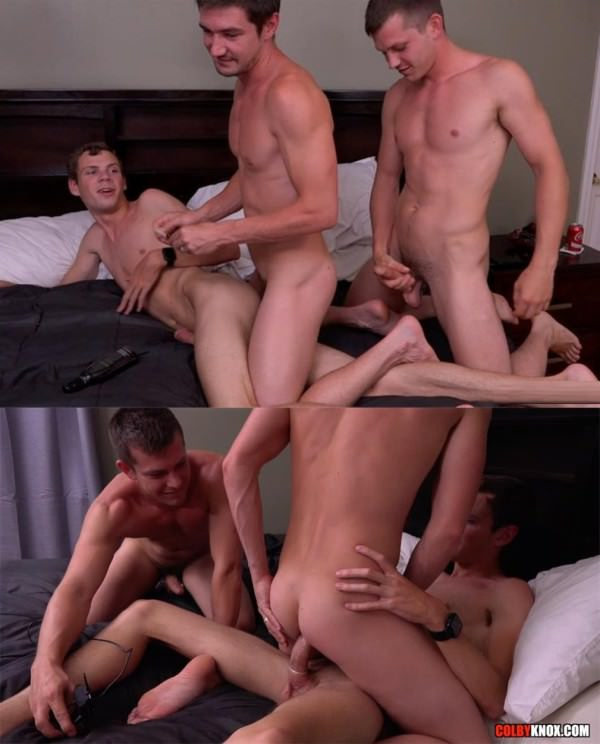 ColbyKnox Off Cuff with Cameron Taylor, Colby Chambers Mickey Knox