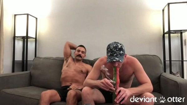 DeviantOtter Naughty Pup