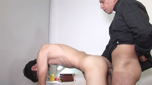 BarebackMeDaddy Sonny Father Horatio