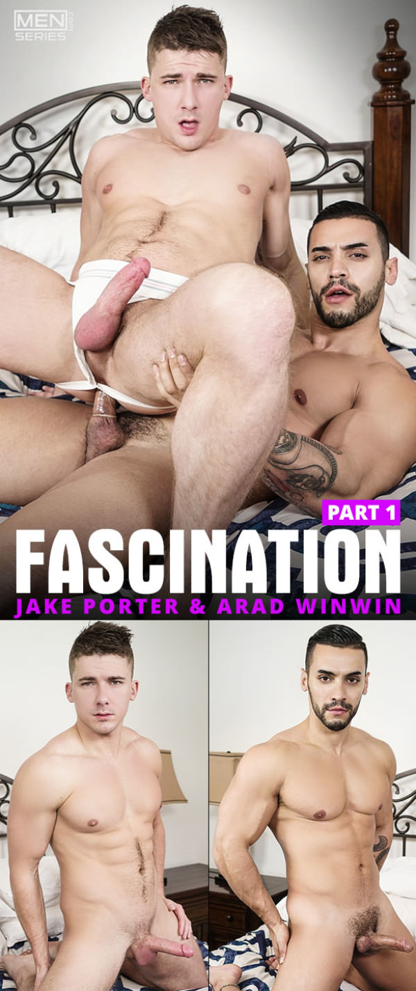 Men.com Fascination, Part 1 Arad Winwin bangs Jake Porter Str8toGay