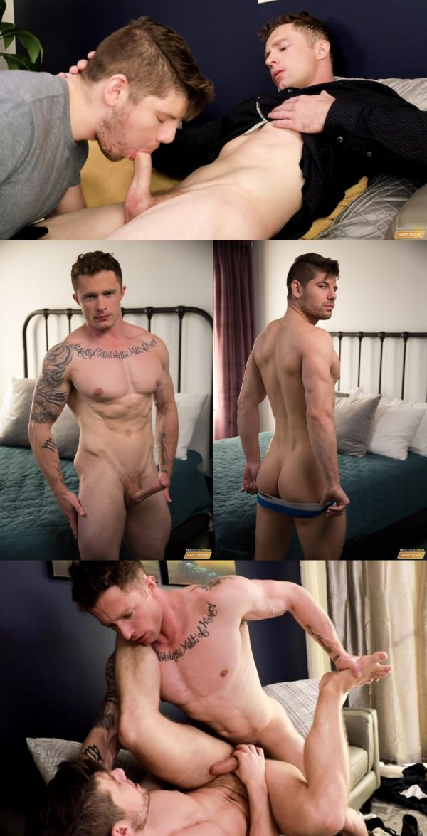 NextDoorStudios Male Bonds Markie More Connor Halsted Bareback
