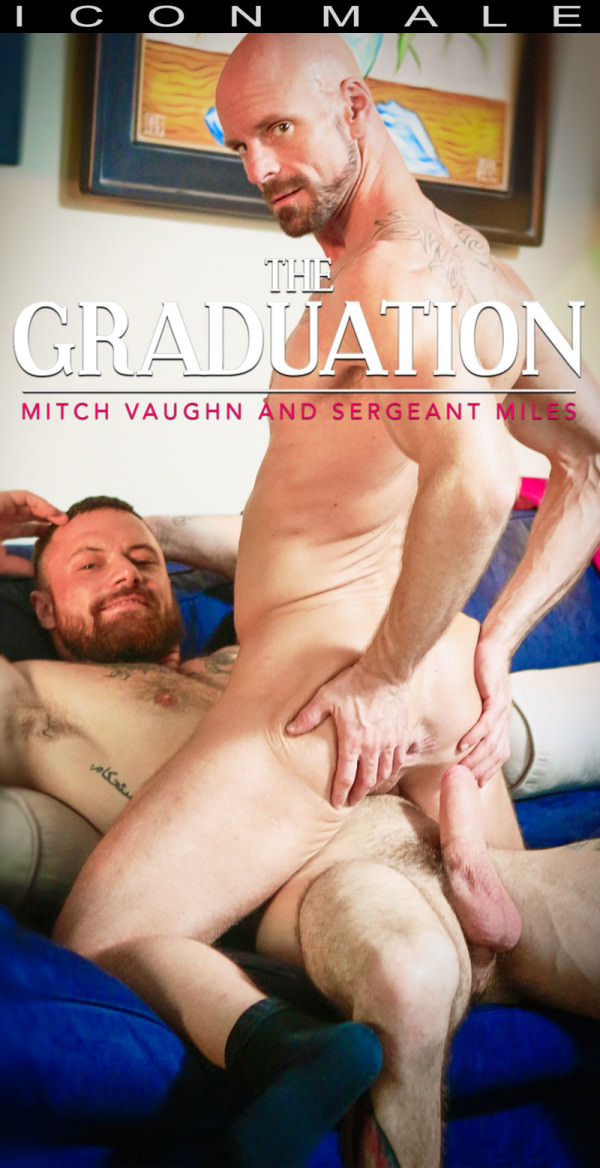 IconMale The Graduation Scene 2 Sergeant Miles Fucks Mitch Vaughn