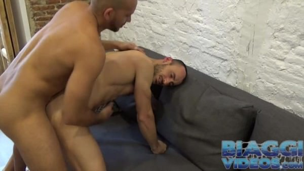 BiaggiVideos Ely Chaim Antonio Biaggi Arab Takes It Good 2 Bareback