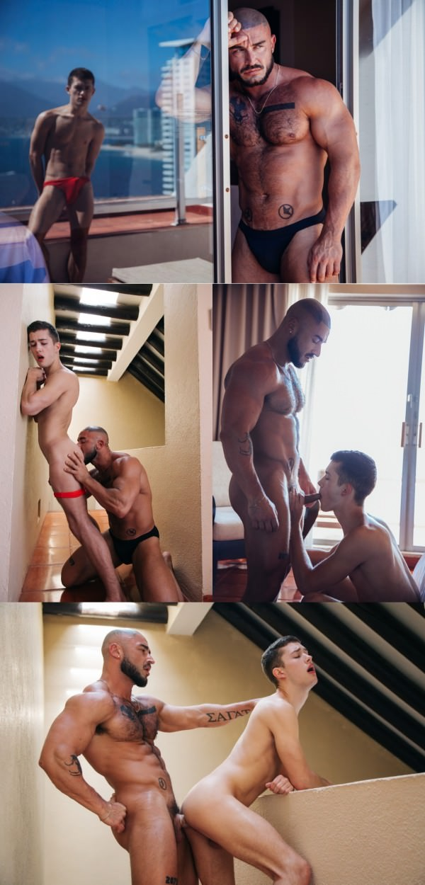 CockyBoys Love, Lost & Found Part 4 Francois Sagat Sean Ford