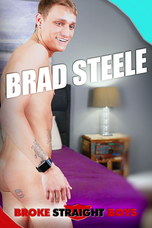 BrokeStraightBoys Brad Steele