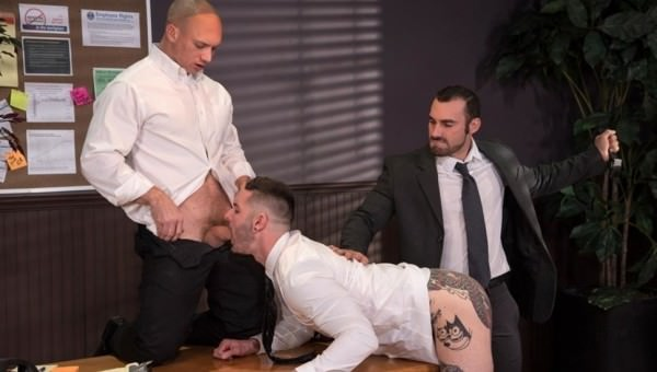 FistingCentral Sexual His ASSment - Jaxton Wheeler, Teddy Bryce & John Magnum