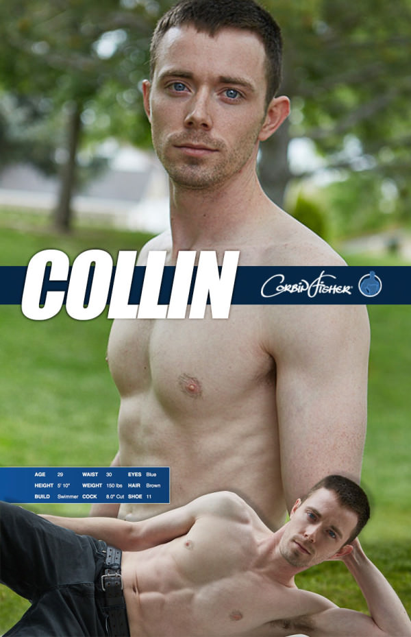 CorbinFisher Collin Introductory Solo