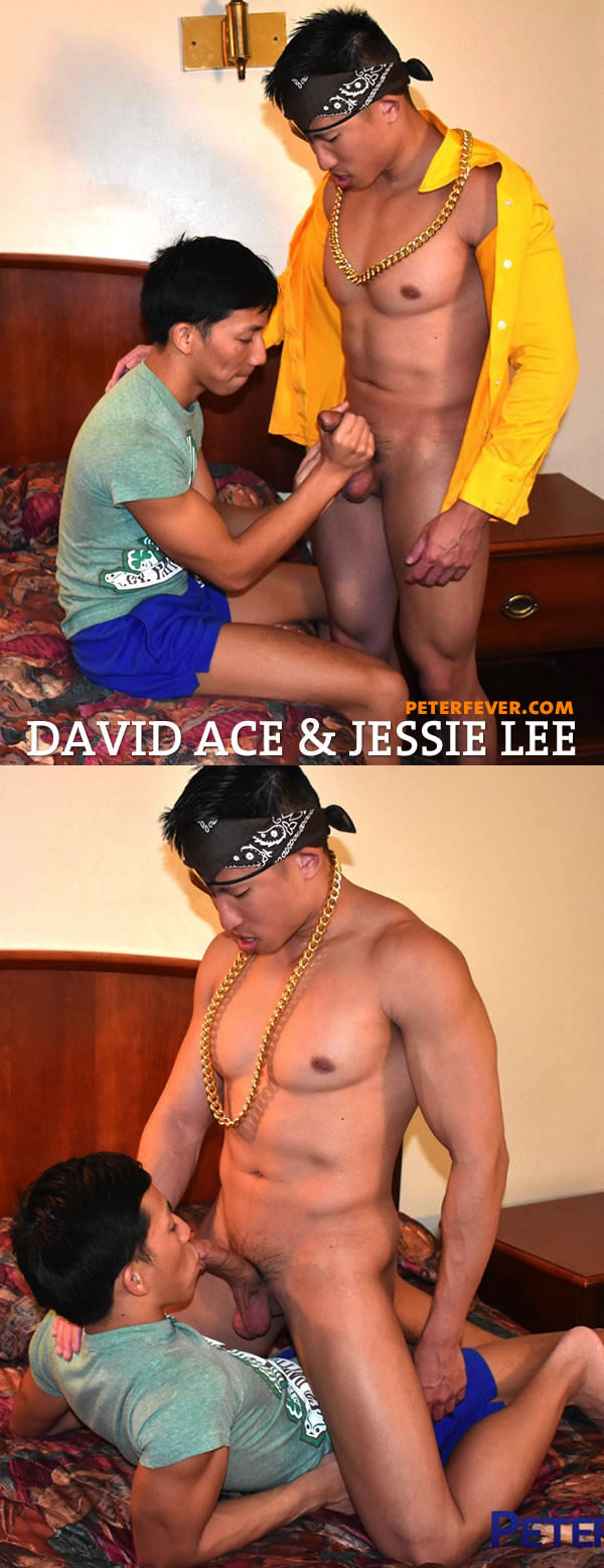 PeterFever The Deuce Episode 8 Golden Ass with David Ace Jessie Lee