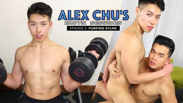 PeterFever Alex Chu's Erotic Sessions Episode 5 Pumping Dylan