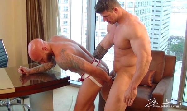 ZebAtlas Zeb Atlas Hot Fuck Scene with Drake Jade