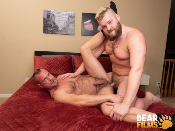 BearFilms The Bear in Me Lion Reed Christian Mitchell Bareback