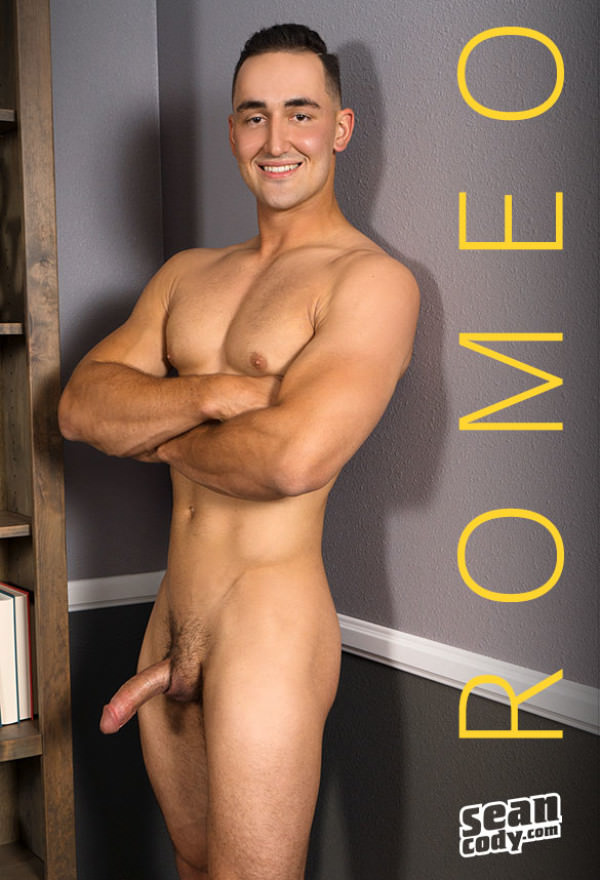 SeanCody Romeo rubs one out Solo