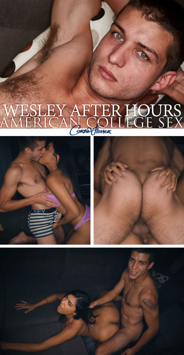 CorbinFisher Wesley After Hours
