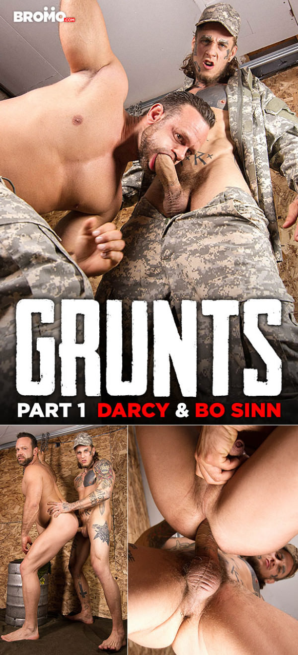 Bromo Grunts, Part 1 Bo Sinn bangs Darcy bareback