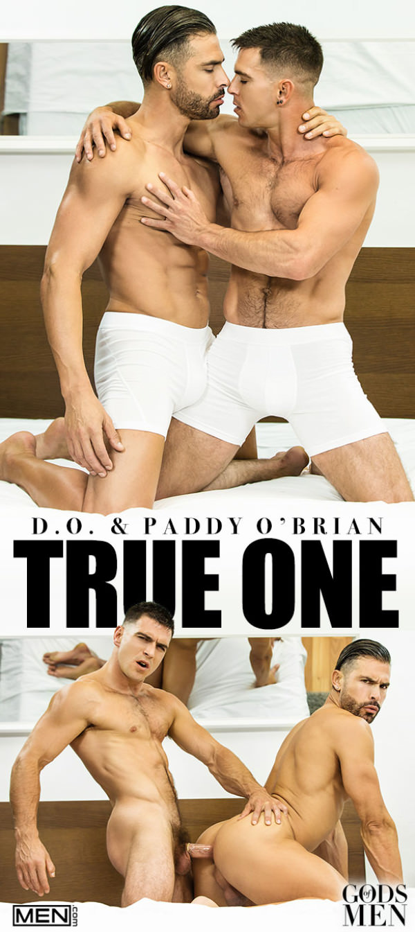 Men.com True One Paddy O'Brian fucks D.O. GodsofMen