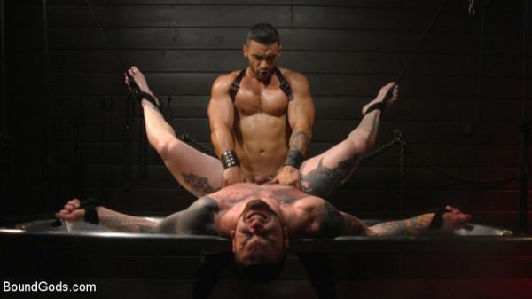 BoundGods Arad, The Manhandler Teddy Bryce Arad Winwin