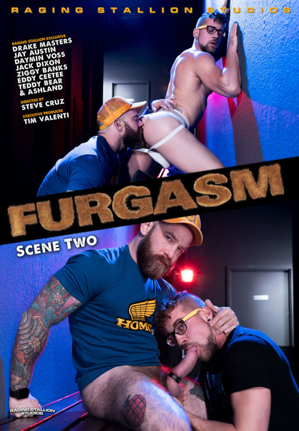 RagingStallion FURGASM, Scene 2 Jay Austin and Jack Dixon