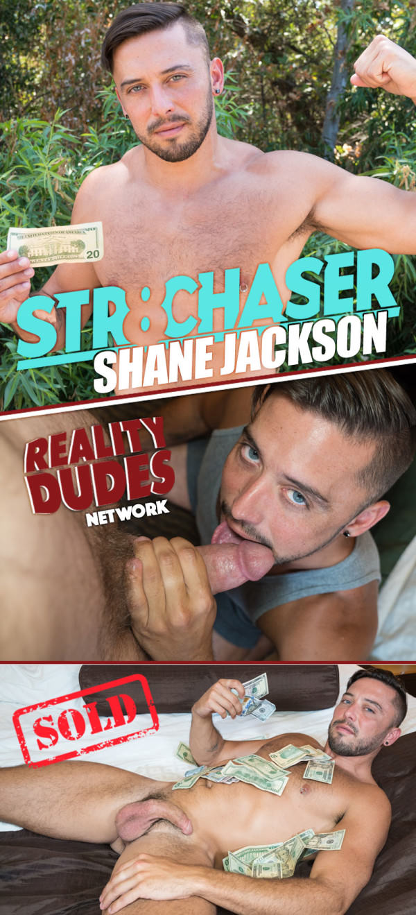 RealityDudes Shane Jackson Open To Letting Me Inside His Tight Hole Str8Chaser