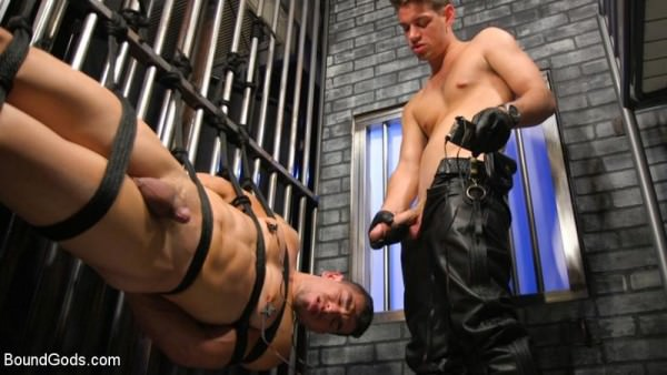 BoundGods BOUND PRISON Part 3: Paying The Piper Michael DelRay, Jeremy Spreadums