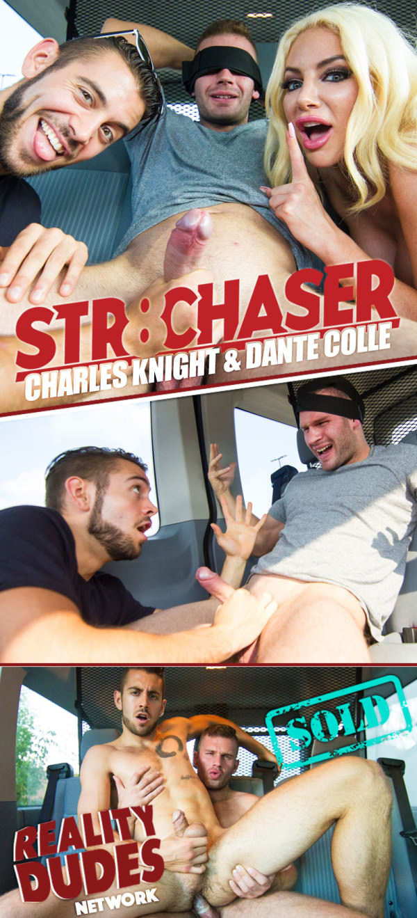 RealityDudes Charles Knight Fucks Dante Colle After Bait Switch by Nicholette Shea Str8Chaser