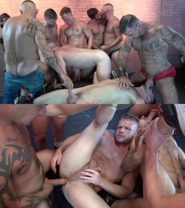 RawFuckClub Gang Bang Proposal Bareback