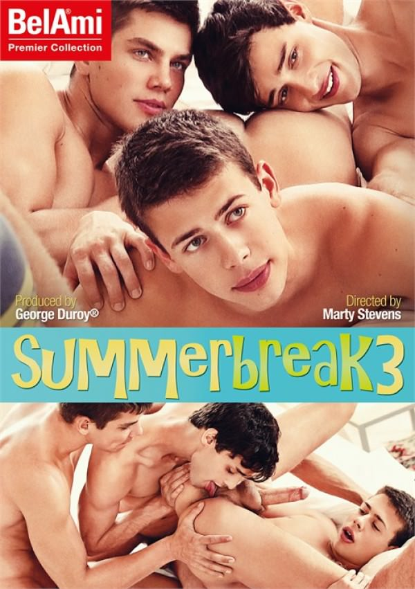 BelAmiOnline Summer Break 3 DVD