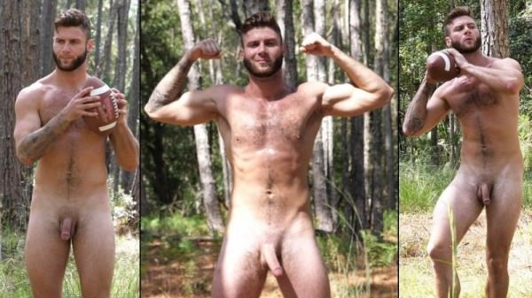 TheGuySite Bruce In the Forest 4 Solo