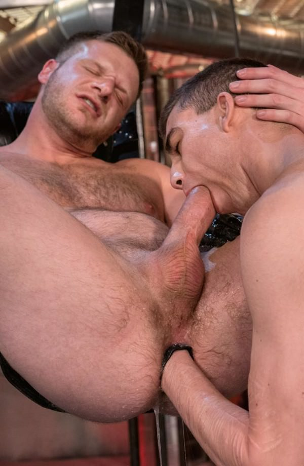 Clubinfernodungeon The Big Tool, Scene #05 Brian Bonds James Oakleigh