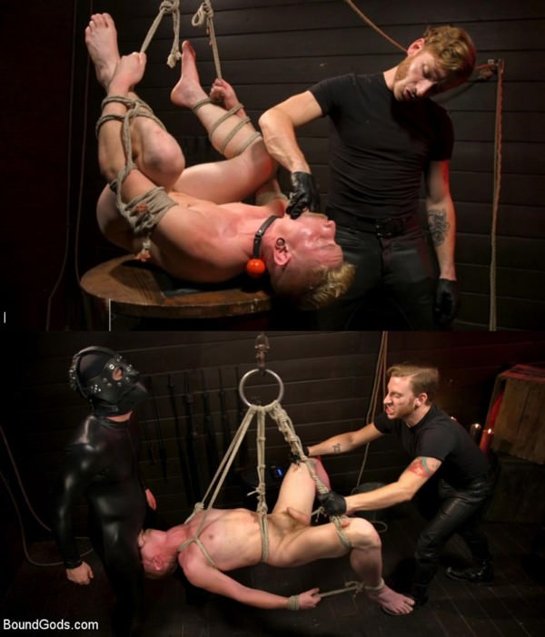 BoundGods Pushed to the Max Cody Winter takes it all Sebastian Keys Cody Winter