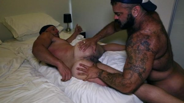 RoganRichards Eating Ass with Damien Daniels