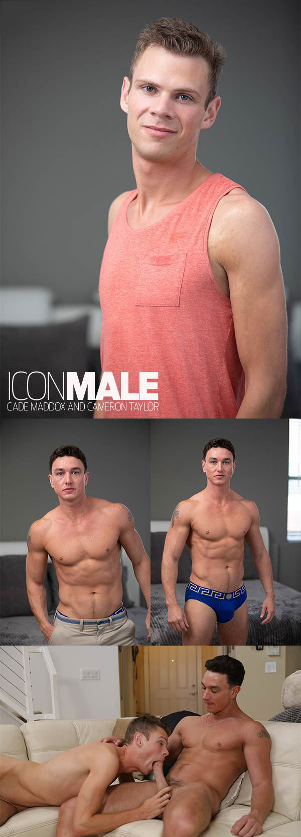 IconMale Truth Is Cade Maddox Cameron Taylor